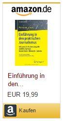 La Roche: Einführung in den praktischen Journalismus.