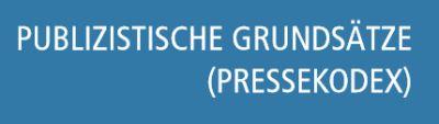 Presserat-Pressekodex