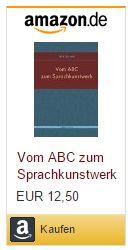 Wilhelm E. Sueskind: Vom ABC zum Sprachkunstwerk